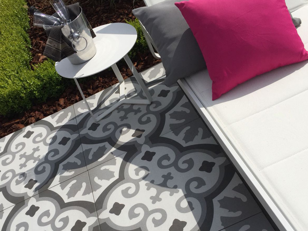 Carrelage Outdoor Tuillerie